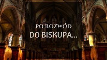 po rozwód do biskupa