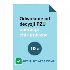 Odwolanie-od-decyzji-PZU-operacja-chirurgiczna-pdf-doc