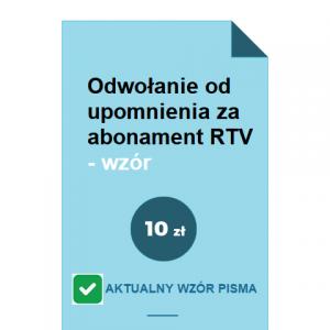 Odwolanie-od-upomnienia-za-abonament-RTV-wzor-pdf-doc