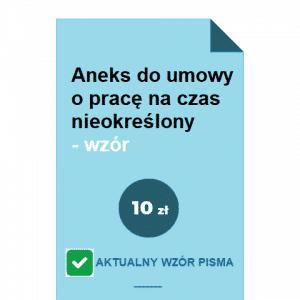aneks-do-umowy-o-prace-na-czas-nieokreslony-wzor-pdf-doc