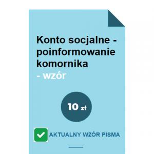 konto-socjalne-poinformowanie-komornika-wzor-pdf-doc