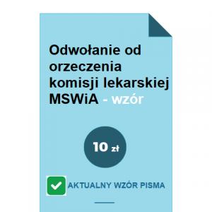 odwolanie-od-orzeczenia-komisji-lekarskiej-mswia-wzor-pdf-doc
