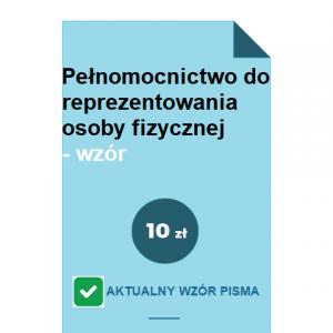 pelnomocnictwo-do-reprezentowania-osoby-fizycznej-wzor-doc-pdf