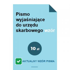 pismo-wyjasniajace-do-urzedu-skarbowego-wzor-pdf-doc