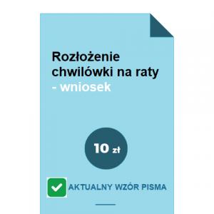 rozlozenie-chwilowki-na-raty-wniosek-wzor-pdf-doc