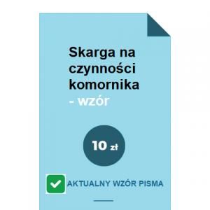 skarga-na-czynnosci-komornika-wzor-pdf-doc