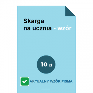 skarga-na-ucznia-wzor-pdf-doc