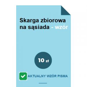 skarga-zbiorowa-na-sasiada-wzor-pdf-doc