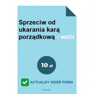 sprzeciw-od-ukarania-kara-porzadkowa-wzor-pdf-doc