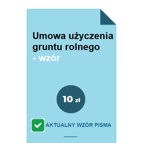 umowa-uzyczenia-gruntu-rolnego-wzor-pdf-doc