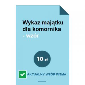 wykaz-majatku-dla-komornika-wzor-pdf-doc