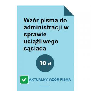 wzor-pisma-do-administracji-w-sprawie-uciazliwego-sasiada-pdf-doc