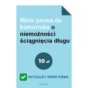 wzor-pisma-do-komornika-o-niemoznosci-sciagniecia-dlugu-pdf-doc