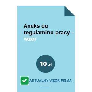 aneks-do-regulaminu-pracy-wzor-pdf-doc