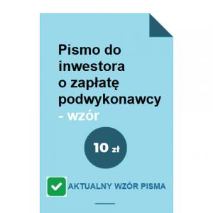 pismo-do-inwestora-o-zaplate-podwykonawcy-wzor-pdf-doc