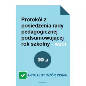 protokol-z-posiedzenia-rady-pedagogicznej-podsumowujacej-rok-szkolny-wzor-pdf-doc
