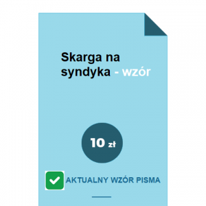 skarga-na-syndyka-wzor-pdf-doc
