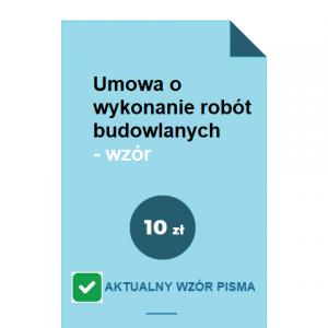 umowa-o-wykonanie-robot-budowlanych-wzor-pdf-doc