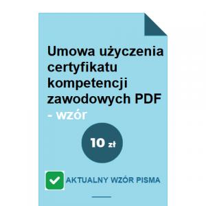 umowa-uzyczenia-certyfikatu-kompetencji-zawodowych-pdf-wzor-doc