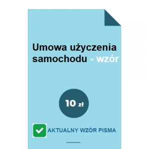umowa-uzyczenia-samochodu-wzor-pdf-doc