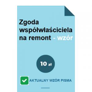 zgoda-wspolwlasciciela-na-remont-wzor-pdf-doc