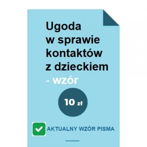 ugoda-w-sprawie-kontaktow-z-dzieckiem-wzor-pdf-doc