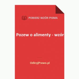 pozew-o-alimenty-wzor-doc-pdf