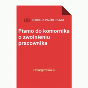 Pismo-do-komornika-o-zwolnieniu-pracownika-wzor-doc-pdf