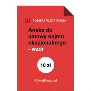 Aneks-do-umowy-najmu-okazjonalnego-wzor-doc-pdf